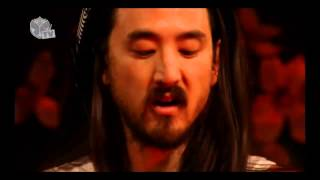 Steve Aoki Live @ Tomorrowland 2013 - (HD Video)