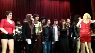 Patti Smith-Christmas Jubilee Finale (12-16-12)