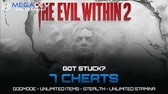 THE EVIL WITHIN 2: Godmode, Unlimited Items, Stealth, ... | Trainer by MegaDev