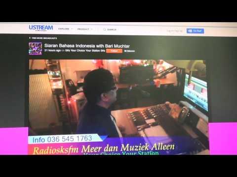 Rekaman Wawancara Asnawi Ali dg Radio SKS Belanda