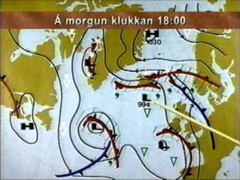 Icelandic Television, November 5, 1994