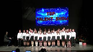 TOP TALENT SHOW 2019-  COR ANDANTE BUZAU