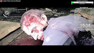 The Evil Within Speedrun NG Nightmare 2:52:36 World Record