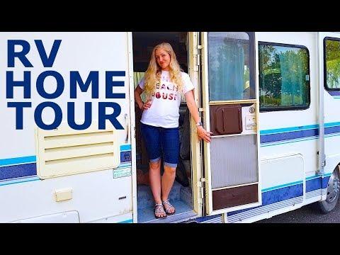 Our RV Home Tour! Mr. E Hunt Part 4!