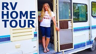 Our RV Home Tour! Mr. E Hunt Part 4!