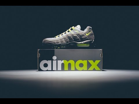 info for 341de a8003 Nike Air Max 95 OG Neon 554970-071    Official Look    SoleInfo.com