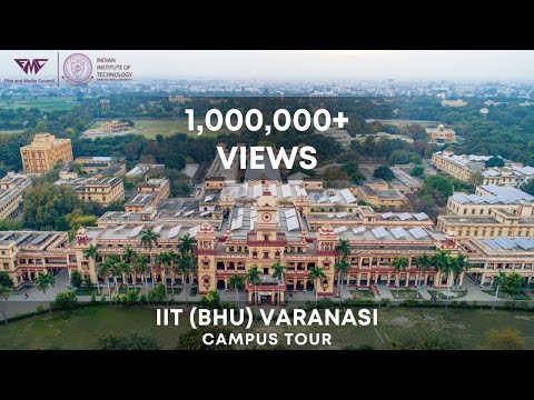 Campus Tour | IIT BHU | Varanasi - YouTube