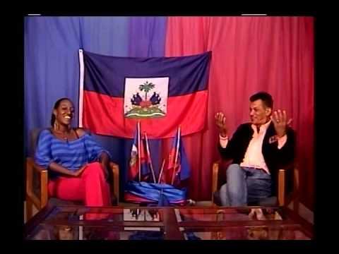 Bonjour Haiti Flag Day