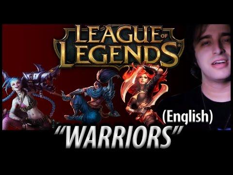 Warriors - League of Legends 2014 World Championship (Imagine Dragons cover)