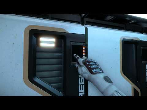 New StarCitizen Avenger - Cryogenic Chambers