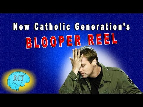 Bloopers of New Catholic Generation's RCT Quickie Week Narrations