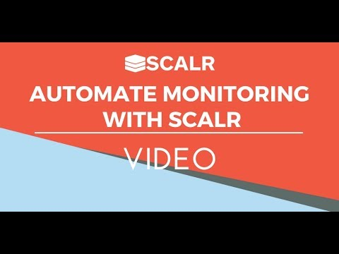 How To Automate APM With Scalr