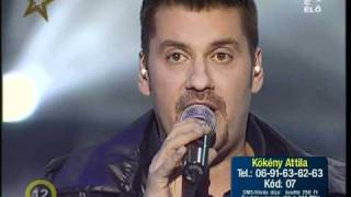 Megasztár 5. Kökény Attila - Love Story (Where Do I Begin) 2010.10.29 (5. Dontő) (HQ)