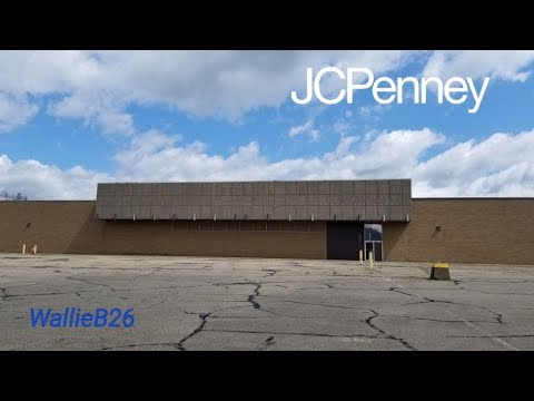 Abandoned JCPenney Lower Burrell, Pa