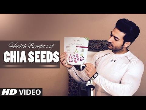 Health Benefits Of CHIA Seeds for weight loss, heart, brain & Skin   Guru Mann