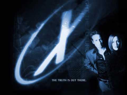 Blue Man Group X Files Theme 80