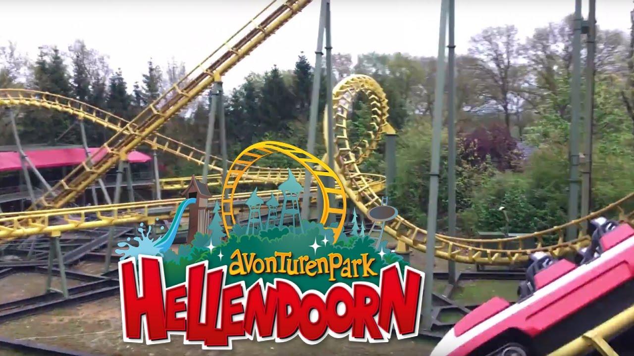 Avonturenpark Hellendoorn - YouTube