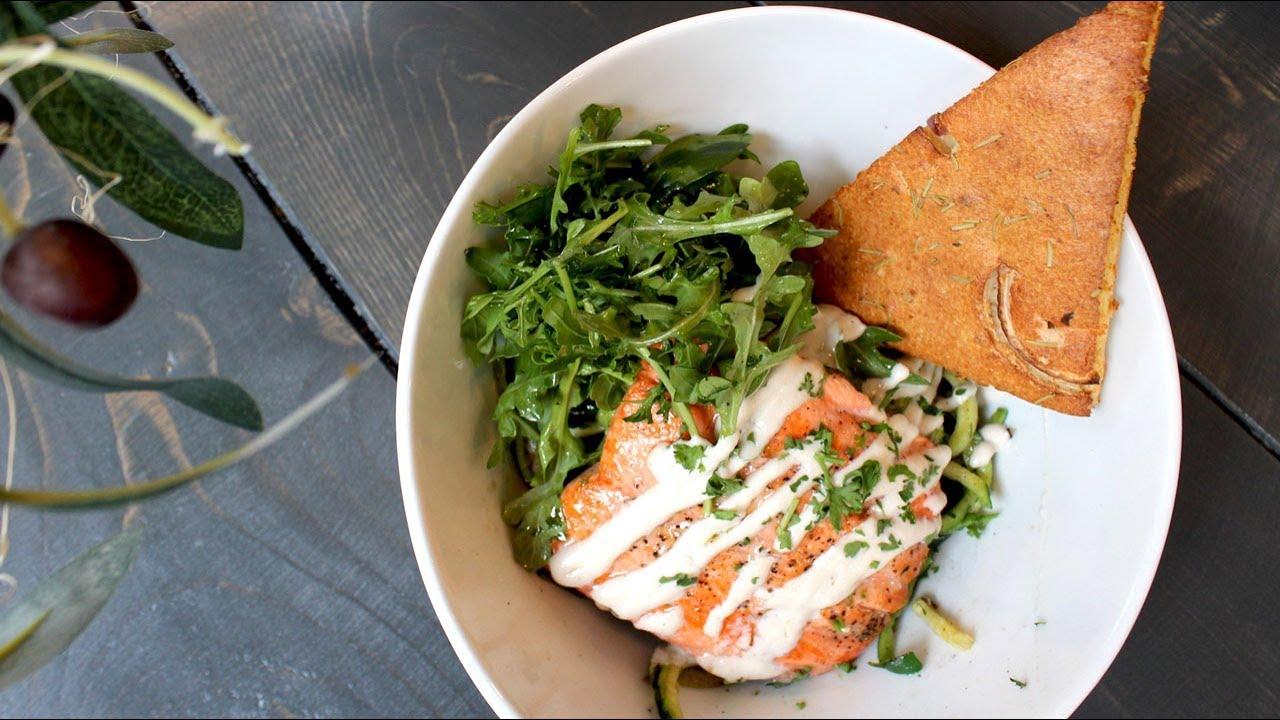 Guilt-free eating at Festal's PALEO-diet menu
