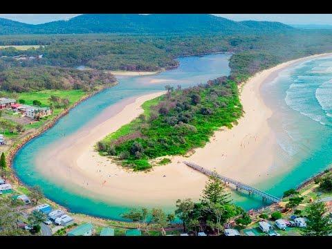 DJI Mavic Pro: Crescent Head, NSW