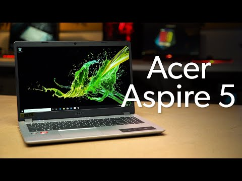 The best selling laptop on Amazon - Acer Aspire 5 review
