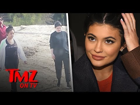 Kylie Jenner Finally Comes Out Of Hiding! | TMZ TV