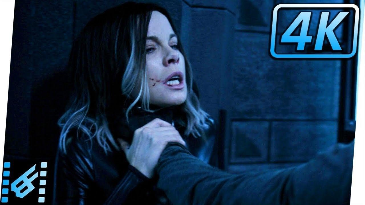 Download Selene vs Marius Final Fight   Underworld Blood Wars (2016) Movie Clip