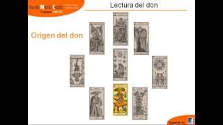 """Lectura de Tarot """"Cual es mi Don"""", explicada paso a paso"""