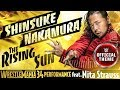 Shinsuke Nakamura - The Rising Sun (WrestleMania 34 Performance) feat. Nita Strauss