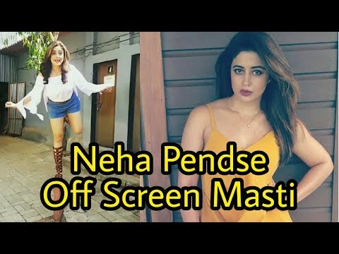 Neha Pendse OffScreem Masti ! May I Come In Madam Actress Neha Pendse Unseen Video thumbnail