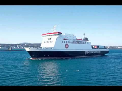 Ben-my-Chree - Safety Announcement - Isle of Man Steam Packet Company
