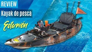 """Vídeo: Kayak de Pesca """"Esturión"""""""