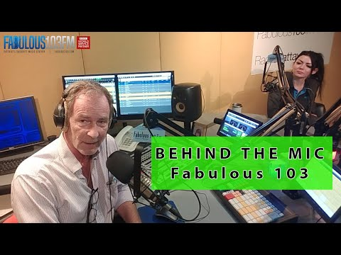 BEHIND THE MIC   Pattaya Thailand behind the scenes radio (2 February  2021) Fabulous 103