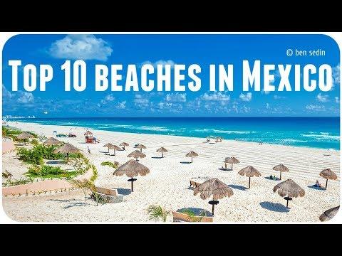 Top 10 beaches in Mexico