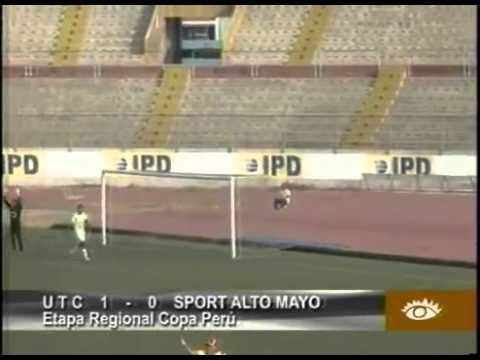 UTC de Cajamarca 1-0 Sport Alto Mayo - Partido Extra [Trujillo 16/10/12]
