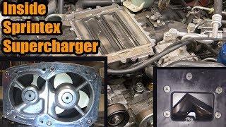 Inside The Sprintex Supercharger-Bypass Valve, Intercooler, And Screws!