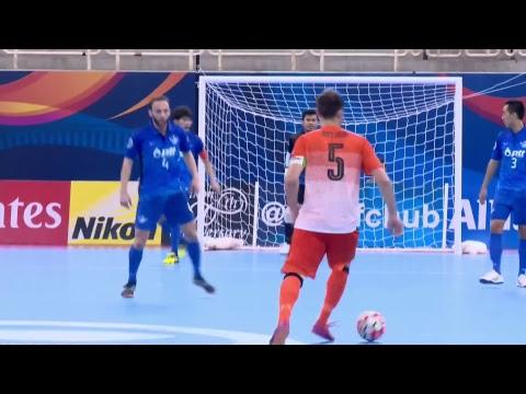 Bluewave Chonburi vs Shriker Osaka (AFC Futsal Club Championship 2017: Quarter-Finals)