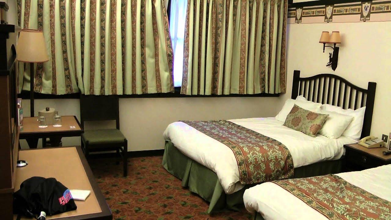 Dakota Magic Hotel Rooms