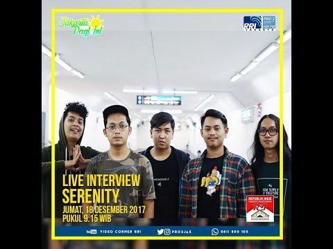 Serenity - ICU Pro2 FM RRI Jakarta (Video Corner RRI)