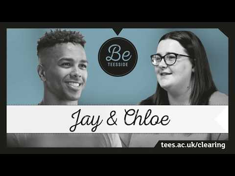 Jay and Chloe, changing plans through Clearing