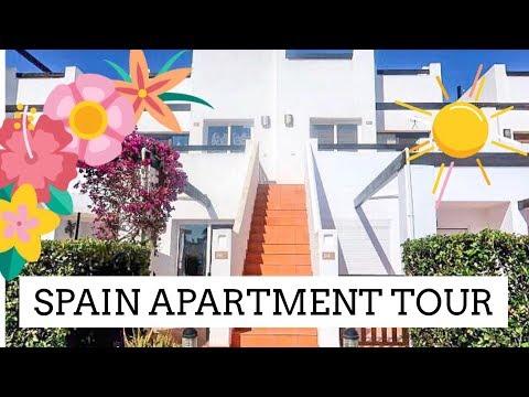 APARTMENT TOUR 2018/ SPAIN/ HOLIDAY HOUSE TOUR