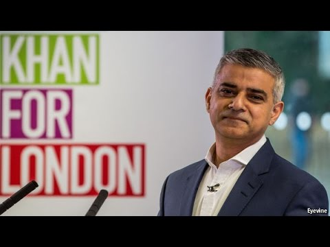 Sadiq Khan - Is London's Muslim Mayor Welcome In Donald Trump's America?