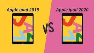 Apple ipad 2020 VS Apple ipad 2019