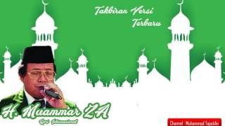H  Muammar ZA   Takbiran Versi Terbaru