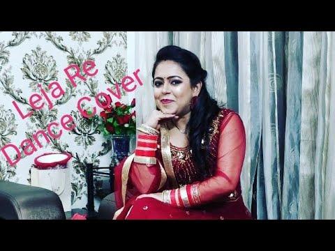 Leja Re | Dhvani Bhanushali | Dance Pe Chance | Smriti Kapoor | Dance Cover