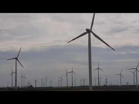 Windpark Esperstedt/Obhausen (Fuhrländer, Enercon) & Windpark Asendorfer Kippe (Vestas)