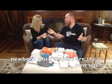 Cloth Diaper Crash Course - Part 1 of 2