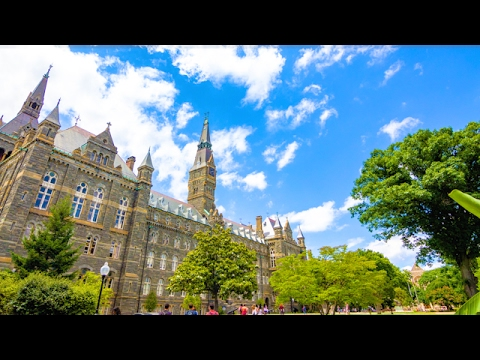Master of Science in Global Health at Georgetown