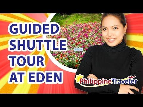 Touring Around Eden Nature Park