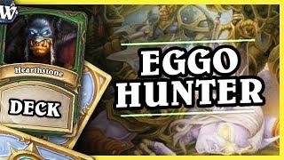 "Szef kuchni poleca: ""EGGO HUNTER"" - Hearthstone Deck Wild (K&C)"