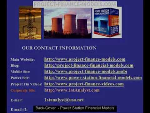 Power Station Financial Models